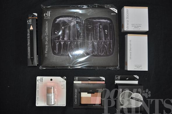 Black Friday Haul: e.l.f. cosmetics