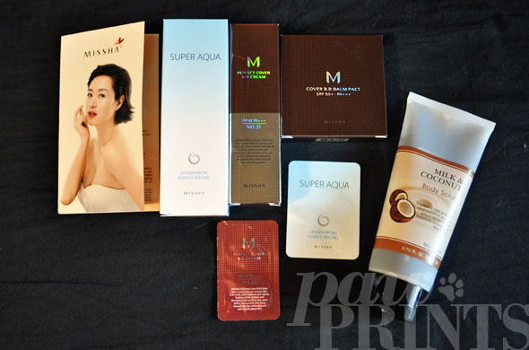Black Friday Missha Loot
