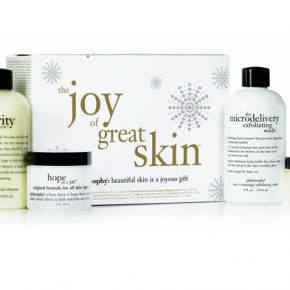 philosophy: the joy of great skin set